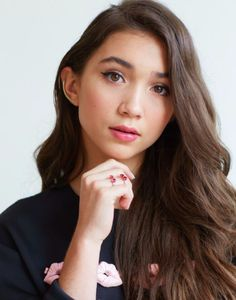 Hi I'm Rowen Blanchard I'm 14 and I star in girl girl meets world and also invisible sister! Not only do I love acting but love being silly! -Rowen
