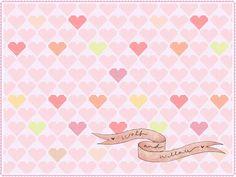 Cross Stitch Hearts Wallpaper Free Freebie Download DIY Desktop Design Illustration Pattern Blog Pink Pretty Hearts Sewing Wolf Willow Style Inspiration