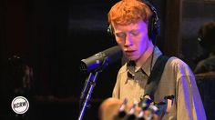 "King Krule performing ""Baby Blue"" Live at the Village on KCRW"