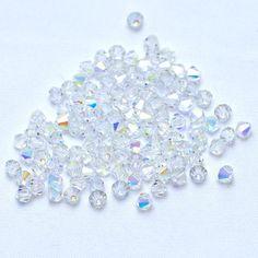 Balão preciosa 5 mm cristal AB - Maximus Tecidos   Loja Online