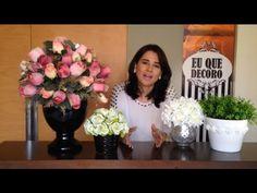 Eu Que Decoro | Como montar Arranjo de Orquídea Solitária | Video Aula - YouTube