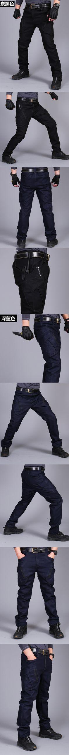 Nuovi Jeans Uomo Pantaloni jogg denim stretch jeans jogg FLEX FREE
