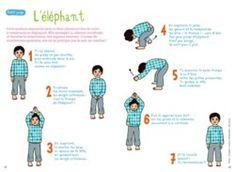 Le petit yoga -cycles 1 et 2 - Le jardin d'Alysse