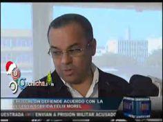 Ex-Fiscal DN defiende acuerdo con la reclusa Sobeida Félix Morel #Video - Cachicha.com