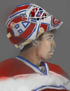 Great picture of the great Canadian goaltender Carey Price. Montreal Canadiens, Nhl, Hockey, Wolf Spirit, Egg Hunt, Great Pictures, Easter Eggs, Contest Rules, Photos