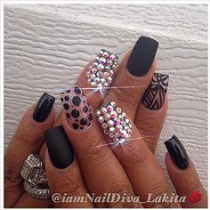 nails.quenalbertini: Nail Art by nailsbylakita