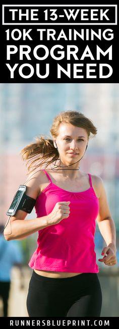 Running On Treadmill, Treadmill Workouts, Running Workouts, Couch To 10k Training, 10k Training Plan, Training Programs, Fitness Inspiration, Health Fitness, Workout Ideas