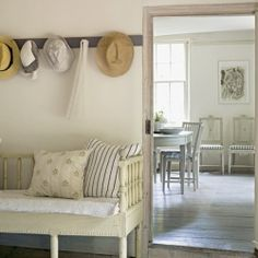Travel west with Home24 Malaysia.     This is a gorgeous English home with Scandinavian inspired interiors. Love it!