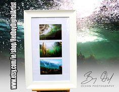 Irish Landscape, Water Photography, Digital Prints, Frame, Etsy, Decor, Fingerprints, Picture Frame, Decoration