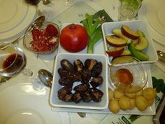 The Special Foods of Rosh Hashana