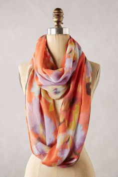 Anthropologie | Cervara Infinity Scarf #Anthropolgie #infinity #scarf
