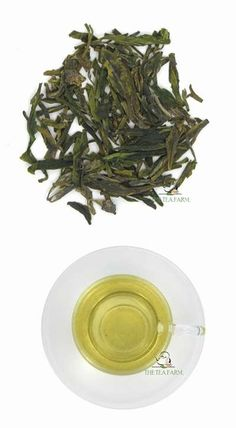 Dragon Well (Xi Hu Long Jing) | Green Teas | This medium (2nd highest) grade that we carry of Xi Hu Long Jing (dragon well) is from the Xi Hu area of HangZhou, ZheJiang province. It is one of the most famous teas from china and when infused it has a clear Greenish Amberish liquid and the each sword-shaped leaves floats straight up and down, a signature of good long jing (dragon well.) it has a strong sweet aroma and the leaves are hand processed when harvested.