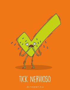 15 Divertidos juegos de palabras ilustrados por Ingesman - Taringa!