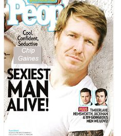 Pin for Later: 20 Times Fixer Upper's Chip and Joanna Gaines Made Us LOL When Chip Demonstrated His Photoshop Skills in His Sexiest Man Alive Cover