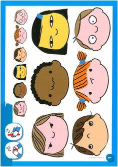 Emotions Preschool, Emotions Activities, Activities For Kids, Baby Hippo, School Clubs, Les Sentiments, Preschool Kindergarten, Toddler Crafts, Fun Learning
