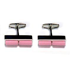 GiroGENT Giro Pink Cufflinks