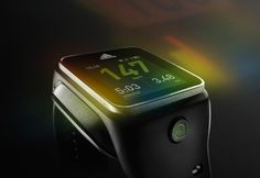 Adidas smartwatch. Loving it!