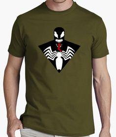 T-shirt Venom - Black