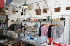 Labour and Wait Store Profile | Apartment Therapy