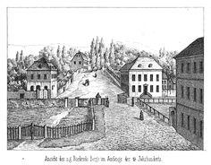 Ha, witzig. Gerade ein 200 Jahhre altes Bild vom Riedeselsberg in Darmstadt gefunden. Das ist der, auf dem die Kuppelkirche steht.