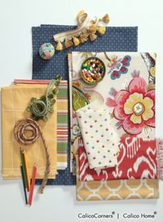 Fanfare Fabric Collection