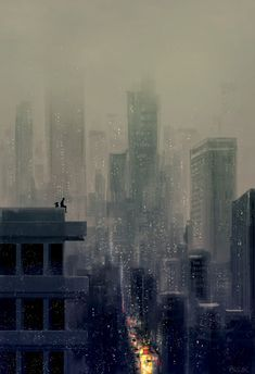 It's like a new world out there #pascalcampion