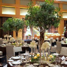 披露宴 ホテル 装花 - Google 検索