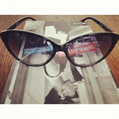 Já entrou para nossa wishlist! #deuso #oculos #dlubh #inverno2014
