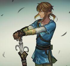 *worries about why he has Ganondorf's sword*