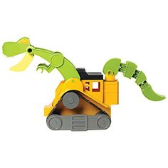 EDUCATIONAL INSIGHTS DINO CONSTRUCTION COMPANY WRECKER THE T-REX SKID LOADER  http://www.bestdealstoys.com/educational-insights-dino-construction-company-wrecker-the-t-rex-skid-loader/