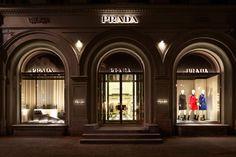 Prada Store by Roberto Baciocchi, St. Petersburg – Russia » Retail Design Blog
