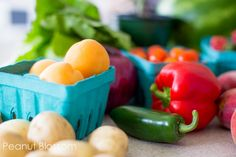 30 Days of Veggies: Baby steps to getting picky eaters eating better