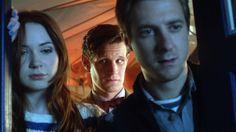 Amy, Rory e il Dottore