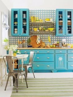 COZY LITTLE HOUSE: 10 Kitchen Changes That Pack A Punch