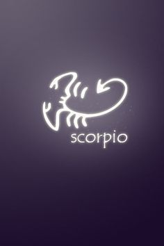 Scorpio... white/blacklight tattoo? Without t actually saying Scorpio. Just the…