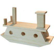 Ferry Boat Wood Craft Kit