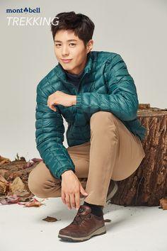 박보검 161017  몽벨 할로우 다운 [ 출처 http://blog.naver.com/montbell1/220838514830 ]