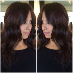 """603 Likes, 36 Comments - ♕West Hollywood Hair Colorist♕ (@semamariehair) on Instagram: """"This is my bestie! I just love her!!! This was almost a year ago and she is my favorite chocolate…"""""""