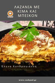 Lasagna, Kai, Ethnic Recipes, Food, Meals, Yemek, Lasagne, Eten