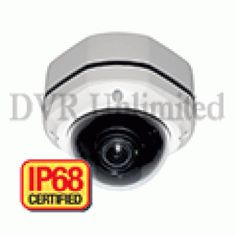 HVM-062V Outdoor Dome 620TVL IP68 Camera Auto Iris Vari Focal Lens