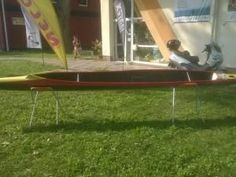 C1 Cinco L SCS  2.800 EUR Used Kayaks, Ping Pong Table, Canoe, Kayaking, Furniture, Home Decor, Kayaks, Decoration Home, Room Decor