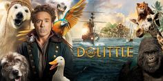 - After losing his wife seven years earlier, the eccentric Dr. John Dolittle, famed doctor and veterinarian of Queen Victoria's England, hermits himself away be Dr Dolittle, Emma Thompson, Streaming Hd, Streaming Movies, Rami Malek, Robert Downey Jr, Tom Holland, Reine Victoria