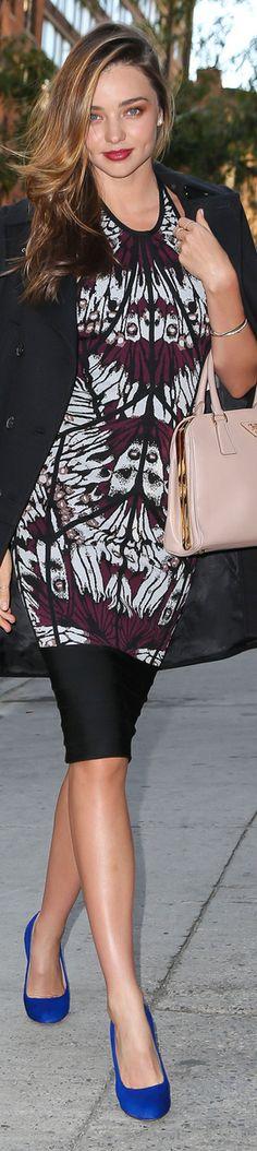 Stylish Miranda Kerr.