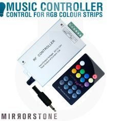 LEd strip - music controller