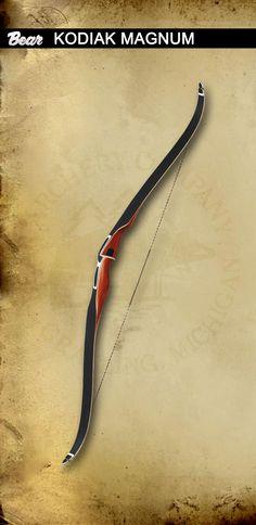 Traditional Bows   Kodiak Magnum   Bear Archery //