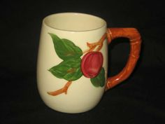Franciscan Vintage Apple Grand Mug/Made In by CollectorVintageShop