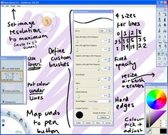 SketchBook Pro 2010 Tutorial by ~jinkies36 on deviantART