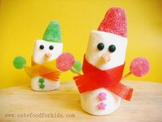 Kids Christmas Party Food - Buggybuddys guide to Perth Christmas Party Food, Christmas Treats, Kids Christmas, Holiday Fun, Edible Crafts, Food Crafts, Craft Activities For Kids, Crafts For Kids, Craft Ideas