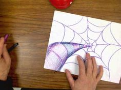 Op Art for Middle School - YouTube