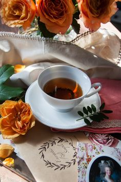#cup #tea#morning